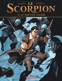 Le Scorpion. Volume 12, Le mauvais augure