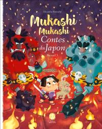 Mukashi mukashi : contes du Japon. Volume 3