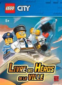 Lego City, Livre des héros de la ville