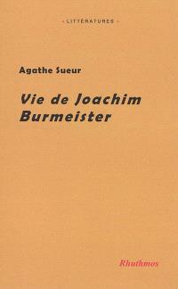 Vie de Joachim Burmeister