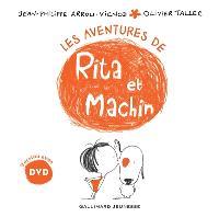 Les aventures de Rita et Machin : version avec DVD