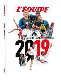 L'Equipe, le livre de l'année 2019
