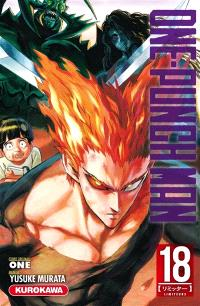 One-punch man. Volume 18