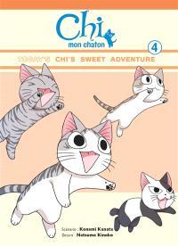 Chi, mon chaton. Volume 4