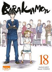 Barakamon. Volume 18