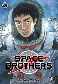 Space brothers. Volume 28