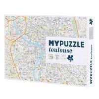 Mypuzzle Toulouse 1000 pièces