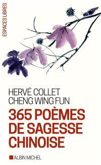 365 poèmes de sagesse chinoise