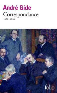 Correspondance : 1888-1951