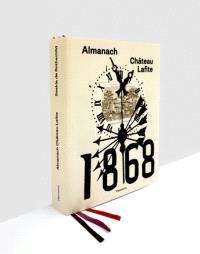 Almanach Château Lafite : 1868