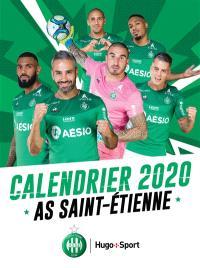 AS Saint-Etienne : calendrier 2020