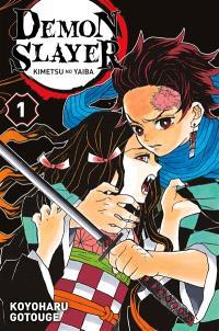 Demon slayer : Kimetsu no Yaiba. Volume 1