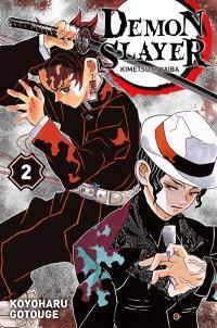 Demon slayer : Kimetsu no yaiba. Volume 2