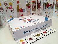 Boucle d'or et les 3 ours : livre-jeu pédagogique