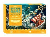 Mythologie : escape game junior : aide Ulysse à échapper à Poséidon !