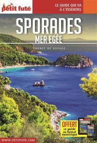 Sporades : nord de la mer Egée