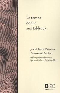 Le temps donné aux tableaux : une enquête au Musée Granet, augmentée d'études sur la réception de la peinture et de la musique