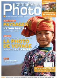 Compétence photo. n° 71, La photo de voyage : 50 astuces d'expert : portrait, paysage, scène de vie