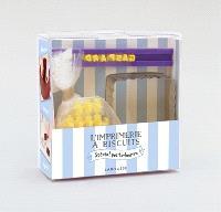 L'imprimerie à biscuits spécial petits-beurre : des biscuits à croquer de A à Z !