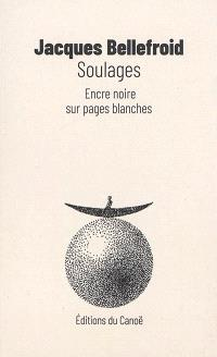 Soulages : encre noire sur pages blanches