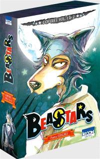 Beastars : coffret vol. 1 & 2