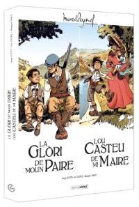 Marcel Pagnol : La glori de moun paire + Lou casteu de la maire