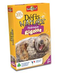 DEFIS NATURE - ANIMAUX RIGOLOS