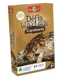 DEFIS NATURE - CARNIVORES