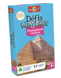 DEFIS NATURE - MONUMENTS FABULEUX
