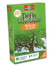 DEFIS NATURE - ARBRES DU MONDE
