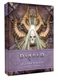Diablo : le livre d'Adria : un bestiaire de Diablo