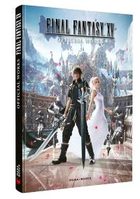 Final Fantasy XV : official works