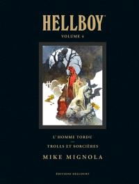 Hellboy. Volume 4
