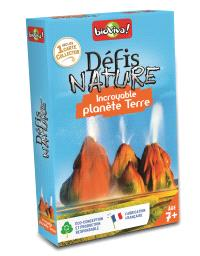 DEFIS NATURE - INCROYABLE PLANETE TERRE