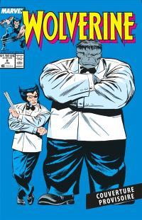 Wolverine : l'intégrale. Volume 2, 1989