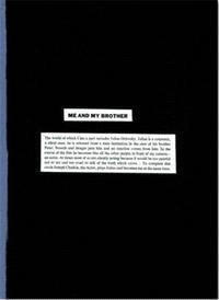 ROBERT FRANK ME AND MY BROTHER + DVD /ANGLAIS