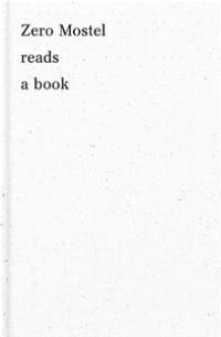 ROBERT FRANK ZERO MOSTEL READS A BOOK /ANGLAIS