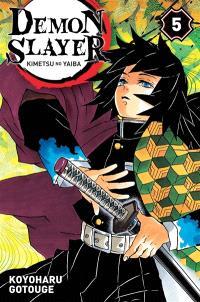 Demon slayer : Kimetsu no yaiba. Volume 5