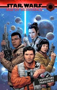 Star Wars : l'ère de la résistance, Les héros