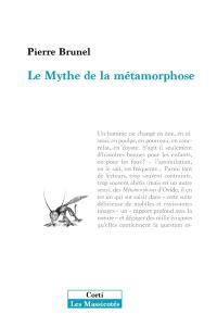 Le mythe de la métamorphose