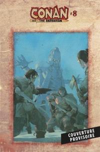 Conan le barbare. Volume 2, Les enfants de la grande mort rouge
