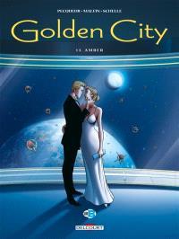 Golden city. Volume 13, Amber