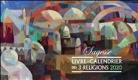 Livre-calendrier des 3 religions 2020 : sagesse