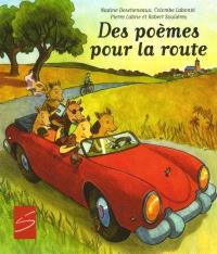 Des poèmes pour la route