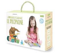 Apprends à jouer du xylophone