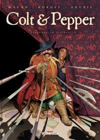 Colt & Pepper. Volume 1, Pandemonium à Paragusa
