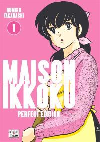 Maison Ikkoku. Volume 1