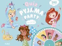 Pyjama party : quiz spécial 8-12 ans