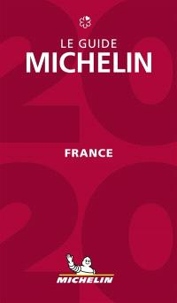 France, le guide Michelin 2020