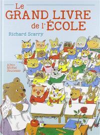 Le grand livre de l'école
